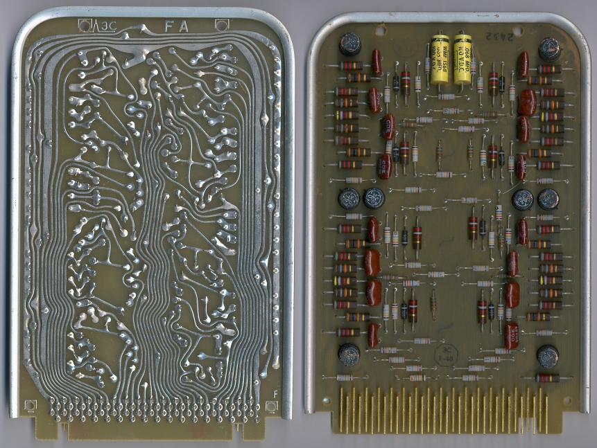 Before Microprocessors